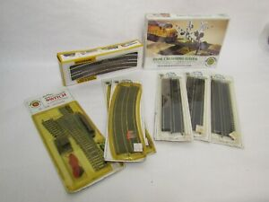 Bachmann HO tracks lot, condition very good, old new stock.