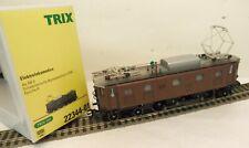 Trix H0 22344-01 E-Lok BR Ae 3/6 II SBB, braun, # 10421, DSS   K11