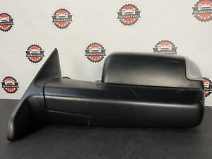 2013-2018 Dodge Ram 1500-3500 LH Left-Driver side Towing Mirror Extended OEM