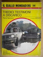 Tredici testimoni a discaricoNemours PierreMondadorigiallo1319 vieljeux 42