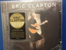 ERIC. CLAPTON.     FOREVER. MAN.      BEST OF ERIC. CLAPTON.    TWO. DISCS.