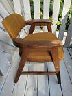 Vintage Mid Century Modern Arm Chair MCM Danish Lines