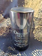Deodorant Stick Obsession Night Men alcohol free 2.6 oz NWOB SEALED