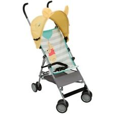Umbrella Stroller Lightweight Toddler Boy Girl Winnie The Pooh Child Cart Basket