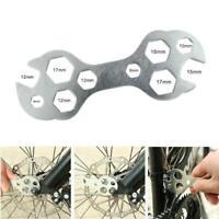Outil Multifonction 10 en 1 Clé plate hexagonale Outillage Réparation Vélo VTT