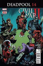 DEADPOOL #14 Marvel  VF/NM Comic - Vault 35
