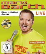 MARIO BARTH - MÄNNER SIND BEKLOPPT, ABER SEXY!   BLU-RAY NEU