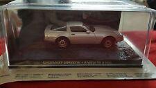 James Bond Chevrolet DieCast Material Vehicles