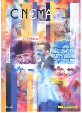 "Folder filatelico 38 - "" Cinema "" 2002"