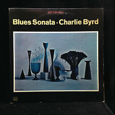Charlie Byrd-Blues Sonata-Riverside 453-MONO DG