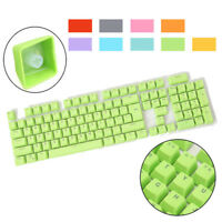 IT-Translucent Double shot PBT 104 KeyCaps Backlit for Cherry MX Keyboard Delux