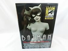Diamond Select - Dc Comics 2015 - Batman - Animated Catwoman B/W Bust EXCLUSIVE