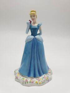 Royal Doulton Cinderella Disney Princess Bone China Figurine VG