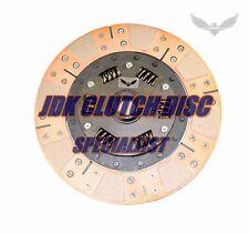 "JDK 2000-2004 FORD FOCUS ZX3 ZX5 2.0L DUAL FRICTION HD CLUTCH DISC 9-7/16"" DOHC"
