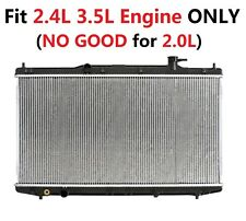 RADIATOR 13363 Fit 2013-2017 HONDA ACCORD 2.4L 3.5L ONLY (No Good for 2.0L)