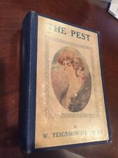 The Pest, Vintage HC Book W. Teignmouth Shore 1909, Nice Cover