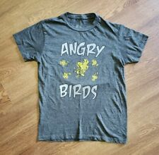 Retro Peanuts Charlie Brown Woodstock Angry Birds S T-Shirt