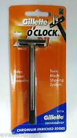 Gillette 7'o Clock PII Razor  Shaving Razor  Gillette  Men's Razor