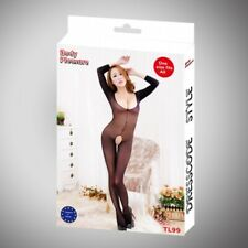 Body Pleasure - TL99 - Sexy Lingerie Set - One Size Fits Most - Gift Box - Black