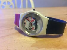 Nigel Mansell (Formula One) Vintage Zeon Watch.