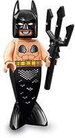 LEGO 71020 THE BATMAN MOVIE SERIES 2  MERMAID BATMAN  SEALED