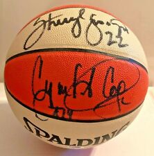 Cooper/Swoopes Signed Official WNBA Basketball PSA/DNA I50414