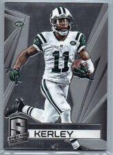 JEREMY KERLEY Jets 2014 Panini Spectra #51 Base Set Card /75 SP / Very Rare