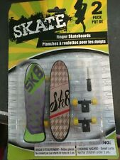 Skate Finger Skateboard 2 Pack