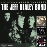THE JEFF HEALEY BAND - ORIGINAL ALBUM CLASSICS [2012] [SLIPCASE] NEW CD