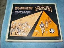 Omega Games 1984 - RANGER - The Challenge of Patrolling game - Combat (UNCUT)
