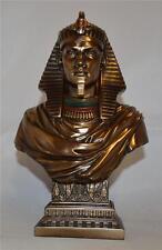 Willow Hall EGYPTIAN PHARAOH BUST Egypt Pyramids Pyramid Pharoah Cleopatra