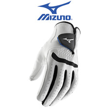 NEW MIZUNO COMP GOLF GLOVE (WHITE/BLACK) CHOOSE QUANTITY
