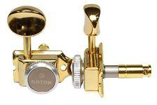 GOTOH SD91 Magnum Lock Traditional locking tuners 6-inline Gold
