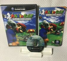 Mario Golf: Toadstool Tour (GameCube, 2004) Complete, Tested, Free Shipping!