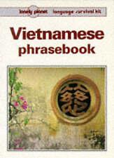 VIETNAMESE PHRASEBOOK - LANGUAGE SURVIVAL KIT- LONELY PLANET TRAVEL GUIDE