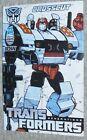 Transformers Generations CROSSCUT 30th Anniversary Figure\'s COMIC BOOK Part
