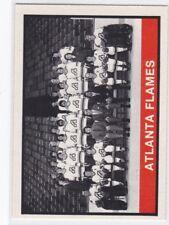1974-75 O PEE CHEE HOCKEY ATLANTA FLAMES TEAM #377 UNMARKED NMMT *62239