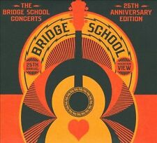 NEW The Bridge School Concerts 25th Anniversary Edition (2CD) (Audio CD)