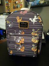 Loungefly Disney Aristocats Cats Mini Backpack Bag