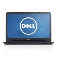 """Dell Inspiron 15 3531 Intel Dual Core 2.14GHz 4GB 500GB 15.6"""" Wi-Fi Win 8.1 Cam"""