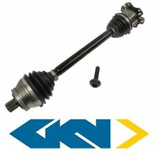 For Audi A4 RS4 S4 Front Driver Left CV Axle Shaft GKN/Loebro 8E0 407 271 AT