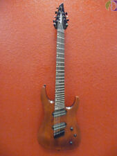 Jackson DKAF7, Stained Mahogany, 7 String Guitar, Multi-Scale Frets