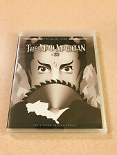 Twilight Time Blu-ray 'The Mad Magician' in 3D Vincent Price Sealed New OOP