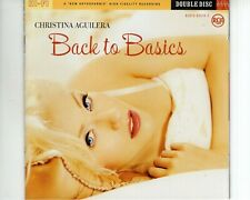 CD CHRISTINA AGUILERAback to basics2CD EX  (A3173)