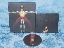 TOOL SALIVAL DVD FIRST PRESS BOXSET IN BOX WITH MANUAL NO CD DISC SUPER RARE
