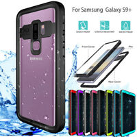 IP68 Waterproof Case 360° Full Protect Cover For Samsung Galaxy S8 S9 Plus Note8