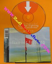 CD singolo FIVE FOR FIGHTING SUPERMAN (IT'S NOT EASY) 2002 no mc lp vhs dvd (S6)