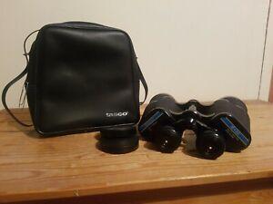 Pair Of Tasco 16 X 50 Binoculars And Case