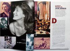 MARIE-CLAIRE 2002: JANE BIRKIN_MARIANNE DENICOURT_ISABELLE HUPPERT