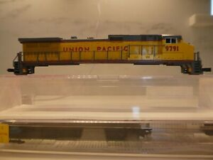 KATO N SCALE DASH 9-44CW Union Pacific 9791.   SHELL. ONLY       NEW CONDITION